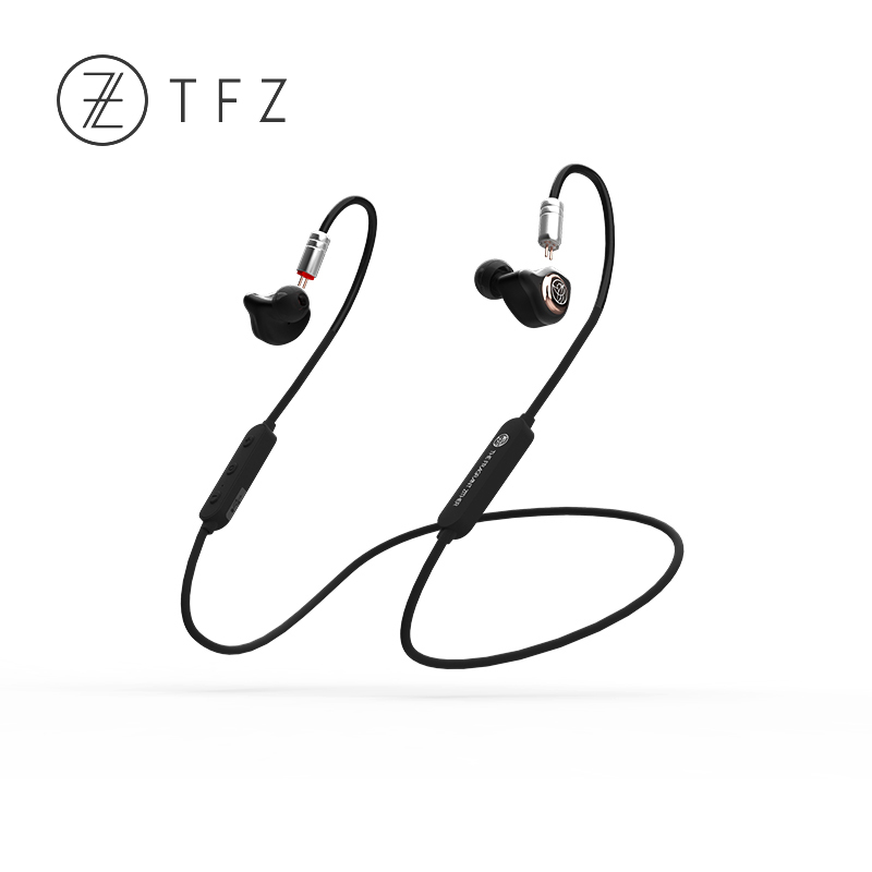 TFZ AIR KING Bluetooth Wireless HIFI In-ear Monitor Earphones IEM with with 2pin/0.78mm detachable Sport Earphone for android tfz hifi monitor exclusive king experience version hifi in ear earphones iems detachable cable