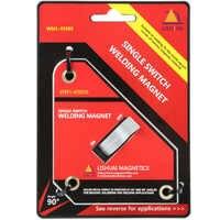 Starke Einzigen Schalter Neodym Schweißen Magnet Halter Auf/Off Schalter Magnetische Clamp/Magnet Platz 45 90 Grad Kleine größe