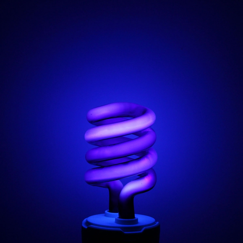 Lâmpadas Ultravioleta poupança uv fluorescente ultravioleta cfl Marca : Jiguoor