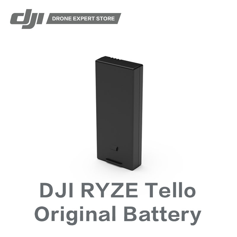 RYZE Tello Battery original accessories safe and compatible to use with your Tello tello battery charging hub designed for use with tello flight batteries accommodate up to 3 tello batteries at the same time