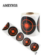 """3""""Self adhesive Target Paper Splash Ring Sticker Fit Dart Bow Camping Practicing Shooting Archery Hunting Arrow Tool Accessories"""