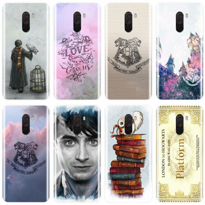 Phone-Case Potter 6pro Redmi Note 4 5x5plus Soft-Silicone For 4-4a/4x5/5x5plus/.. 5-6-5a/5