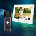 10-Inch LCD Video Doorbell Intercom Door Phone Camera System Kit with 1 Camera 1 Monitor