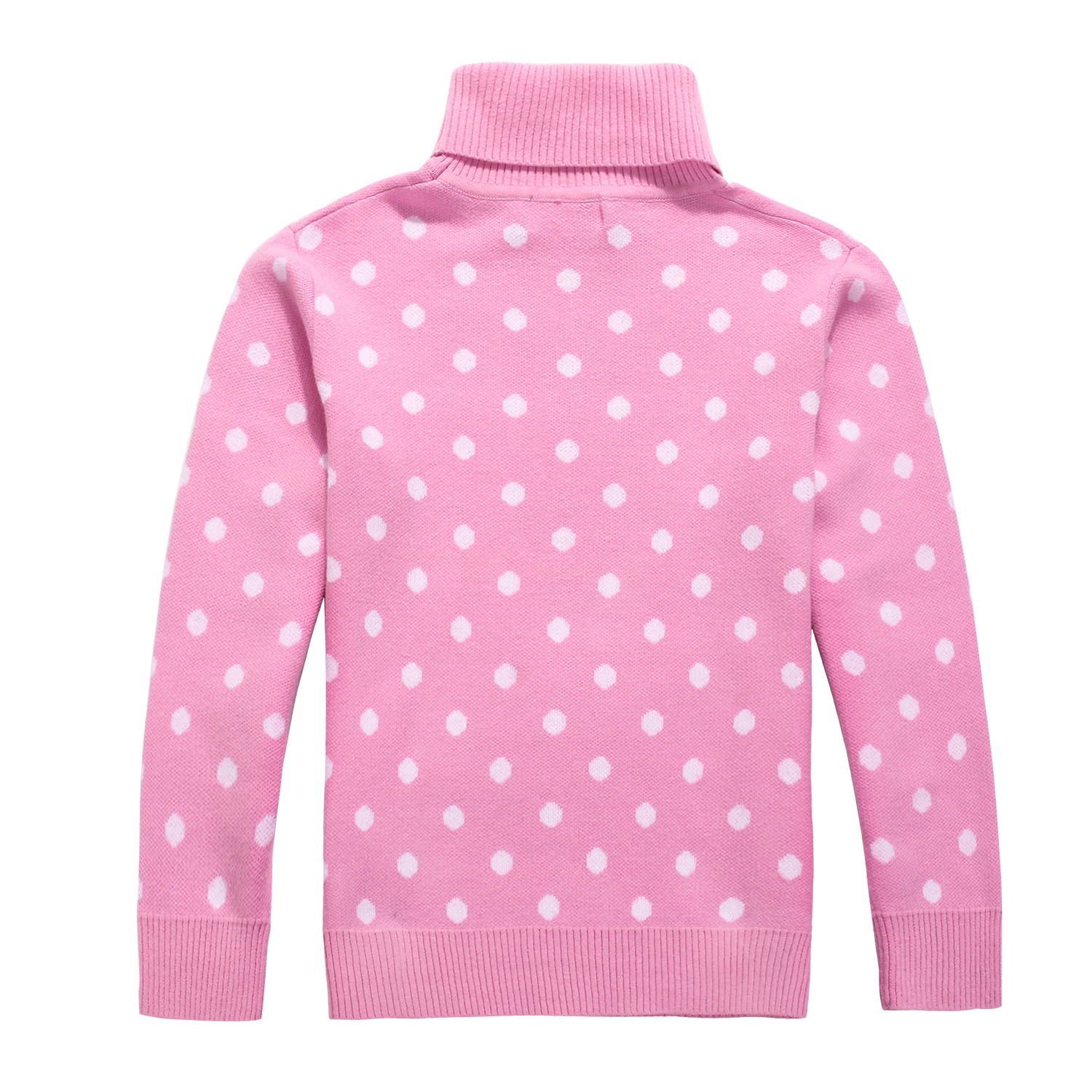 2017 Spring and Autumn Girl 100% Cotton Dots Pattern Princess ...