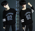 Handsome Sports Bat T Shirt for BJD 1/6 yosd 1/4 MSD 1/3 SD17 Uncle SD Doll Clothes CM44