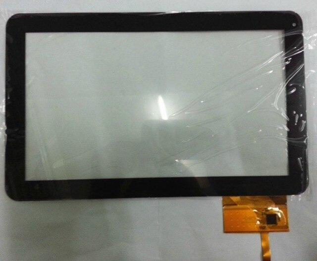"""Черный Сенсорным экраном дигитайзер 300-N3765A-C00 10.1 """"дюйма mpman 1010 Tablet Сенсорная Панель Датчик Стекло 12Pin N3765A Бесплатная Доставка"""