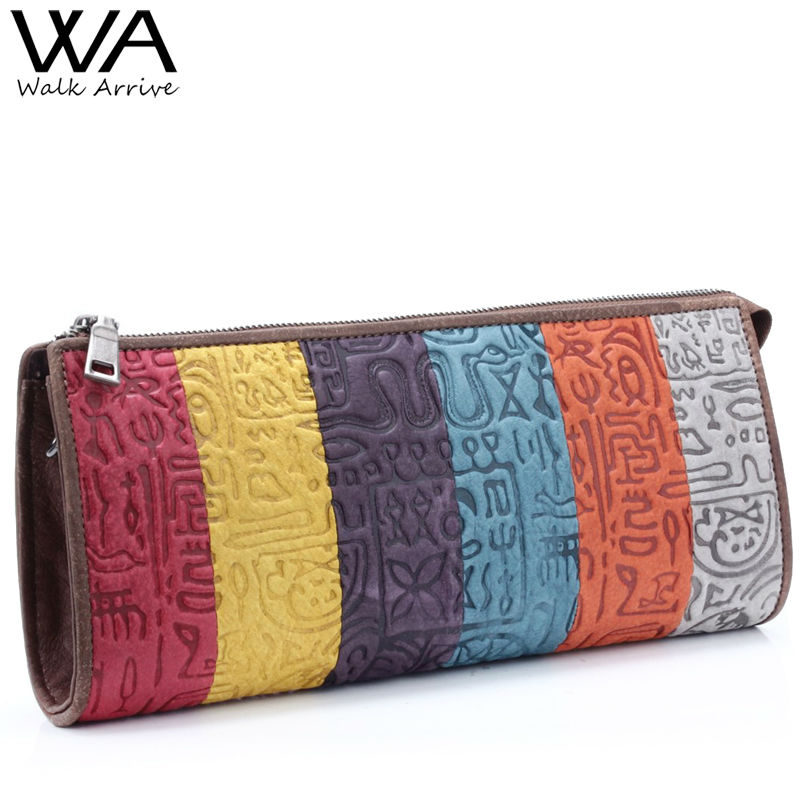Walk Arrive Genuine Leather Women Shoulder Bag Fashion Clutch Handbag Oracle Embossed Leather colorful Smell Bag loclimb camping hiking jackets women men outdoor climbing mountain rain coat trekking sport windbreaker waterproof jacket am017