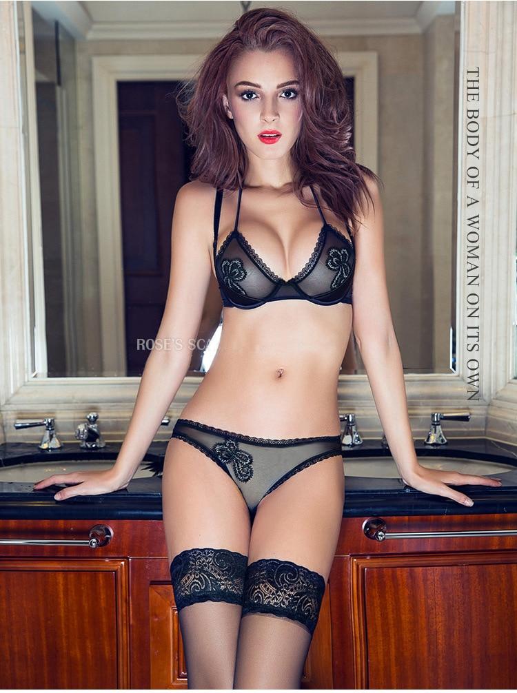 New Women Lady Sexy Lace Underwear Panty Knickers Stylish -3295