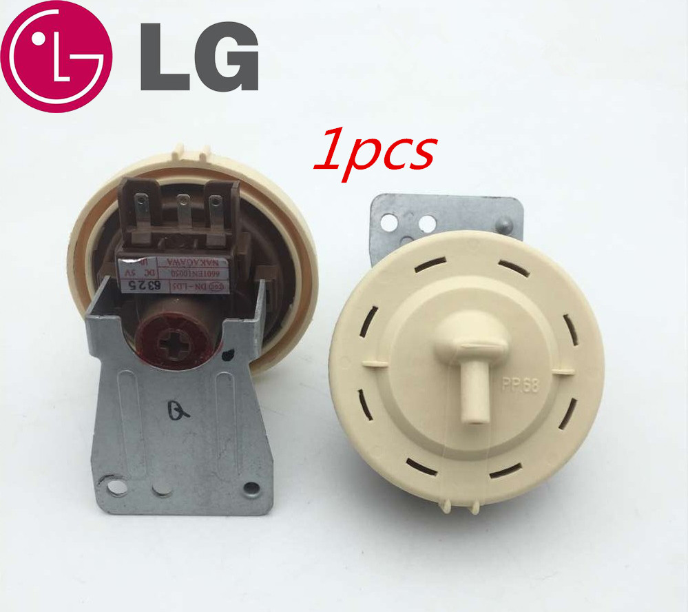 For Sanyo Rongshida Little Swan Washing Machine Water Level Switch Kd4-10b 4-speed Mechanical Type Level Sensor Home Appliance Parts