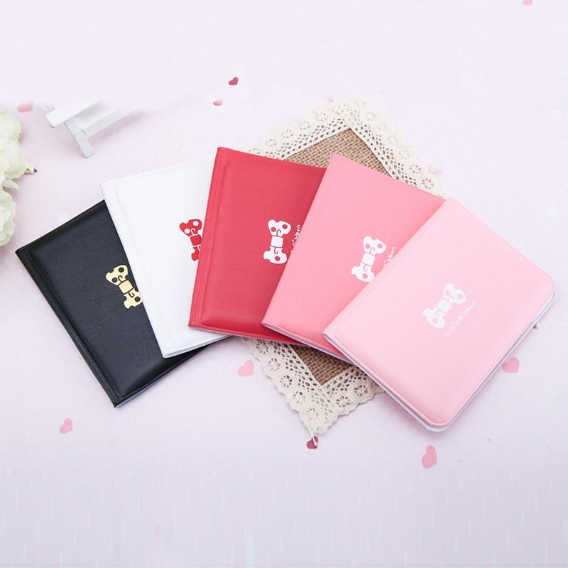 2PCS 12 Card Position Mini Card Book Credit/Name/Bank/Cash