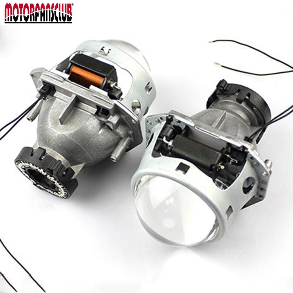 3.0 inch hella 5 Auto Bi xenon hid Projector Lens Metal Holder D1S D2S D3S D4S Hid Xenon Kit Headlight Headlamps Retrofit Xenon free shipping dland a4l hid bi xenon projector lens d2s 3 0 inch for bosch