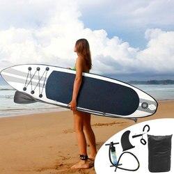 320x78x15 centimetri Gonfiabile Stand Up Tavola Da Surf Surf Board Sport Acquatici Sup Board con Paddle Pompa A Pedale corda di sicurezza Kit di Attrezzi