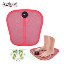 Foot Massager Smart Wireless EMS Muscle Stimulation Foot Acu