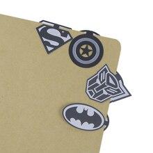 Скрепки-закладки закладка герой книги kawaii корейский ключ винтаж металл симпатичные канцелярские