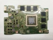 Оригинальный gtx460m Для X500 X505 DDR5 VGA Видео Видеокарта доска datz1vubad0 34tz1vb00l0 1.5 ГБ Тесты хорошее Бесплатная доставка