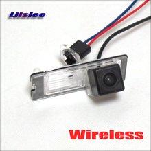 Liislee Wireless Macchina Fotografica di Retrovisione/Reverse Parcheggio Camera Per Renault Megane 3 III 2008 ~ 2015/Installazione Facile/Notte visione
