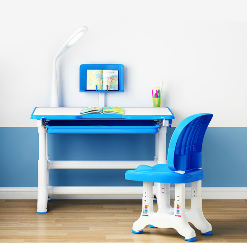 Kids Furniture Children Study Table And Chair Set Household Desk And Stools Students Furniture Combination Muebles De Madera