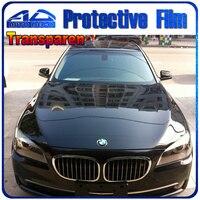 Высокое качество автомобиля, защитная Transpatent фильм Авто прозрачная виниловая наклейка с 3 слоями FedEx Бесплатная доставка 1,52*15 м/roll