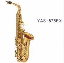 Saxophone Hot SAX YAS-875EX E flat alto saxophone music saxophone professional quality DHL / UPS Free shipping instruments
