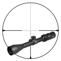 PPT High Quality New Tactical 3 9x40 Rifle Scope For Outdoor Sport Hunting HS1 0333