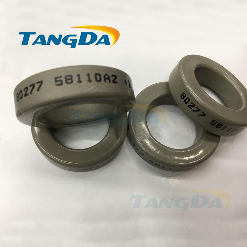 1 piece Tangda Iron nickel Cores Fe Ni 58110A2 58110 A2 57*35*14 mm SMPS RFI HI FLUX high Flux core tangda iron nickel cores 50 50%ni ch234060 smps rfi hi flux high flux core 23 4 14 4 8 9 60u