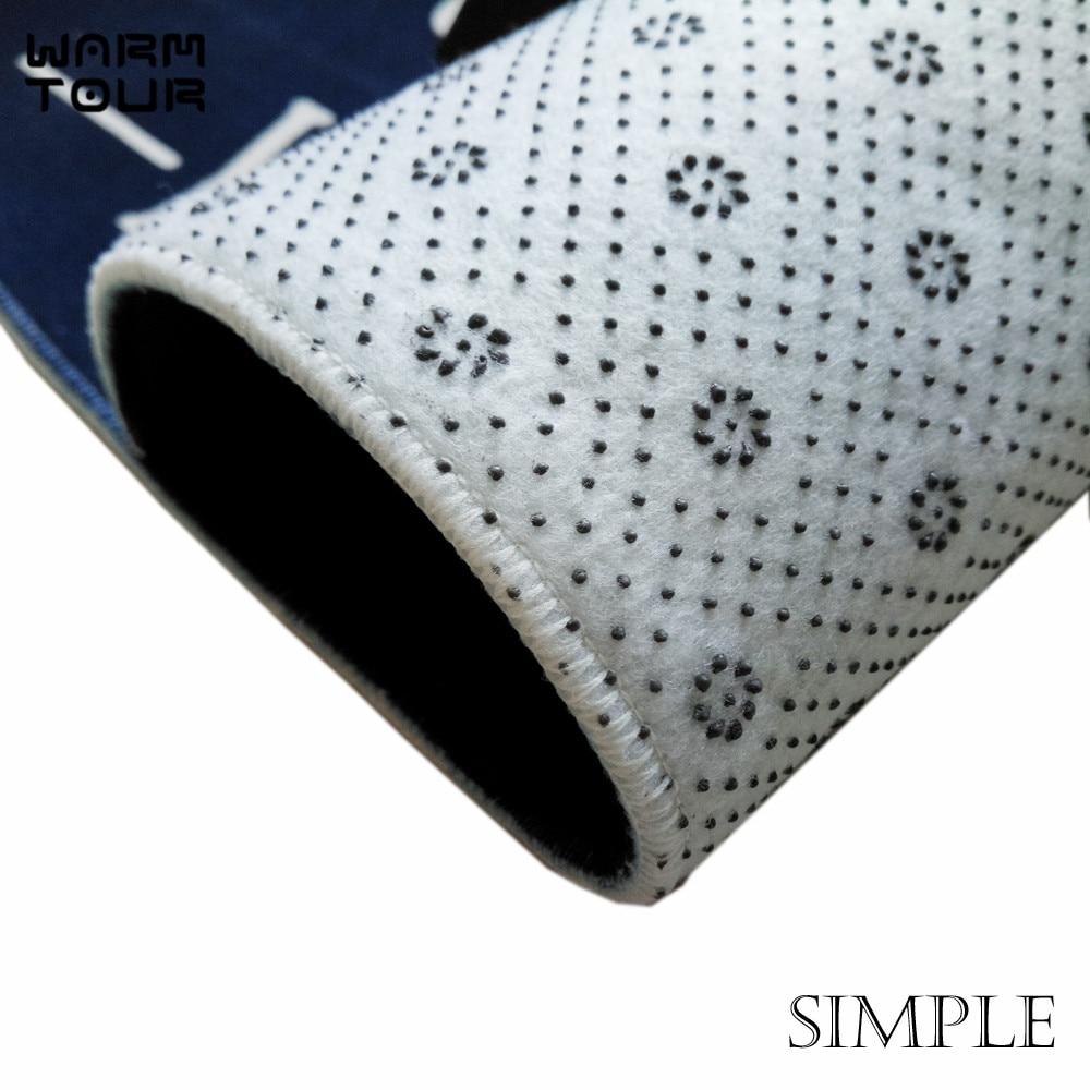 Starfish and Light Blue Wood Pattern Doormats Floor Mat Door Mat Rug Indoor/Outdoor Mats Welcome Doormat 23.6(L) x 15.7(W)