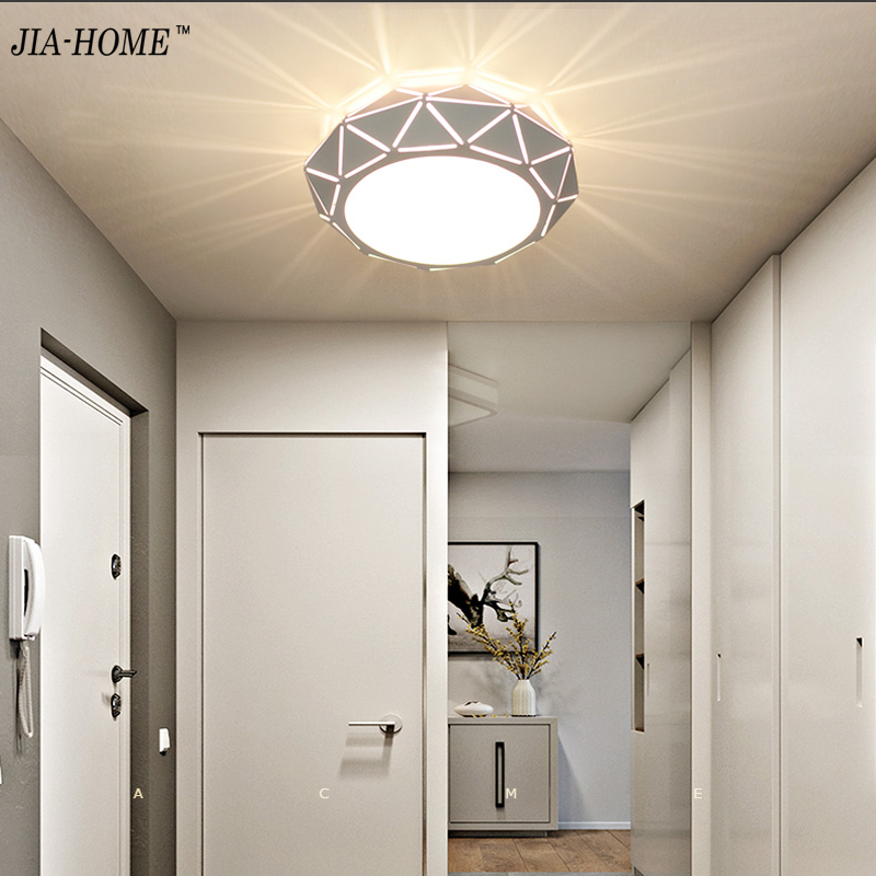 Modern LED Ceiling Light Corridor Light Entrance Porch Living Room 5w 8w Ceiling Light Balcony Lamp Corridor Light AC 90-260V modern led ceiling lights corridor light entrance porch living room ceiling light balcony lamp corridor light