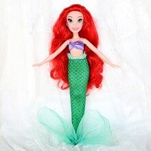 Boneka Modis Boneka Putri Ariel The Sedikit Mermaid Sekitar 25 Cm Tinggi Boneka  Mainan untuk Perempuan Hadiah Ulang Tahun Mainan. a06ea928cf