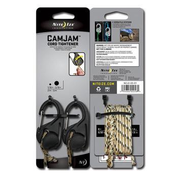 2 piezas tienda de campaña Tightener ligero gancho de plástico con mosquetón Clip y cuerda para accesorios de tiendas al aire libre