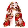 Women Chiffon Wrap Lady Shawl Chiffon Scarf Scarves