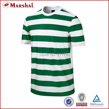 Wholesale Short-sleeve Dry fit Top quality Adult round neck personalized  team logo number football 54779acdbc0ce