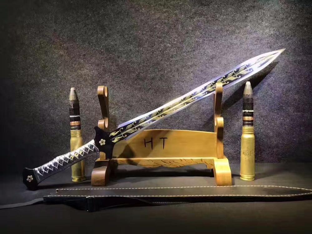 BEAUTIFUL SWORD KATANA KNIFE SWORD SHARPENED MANGANESE