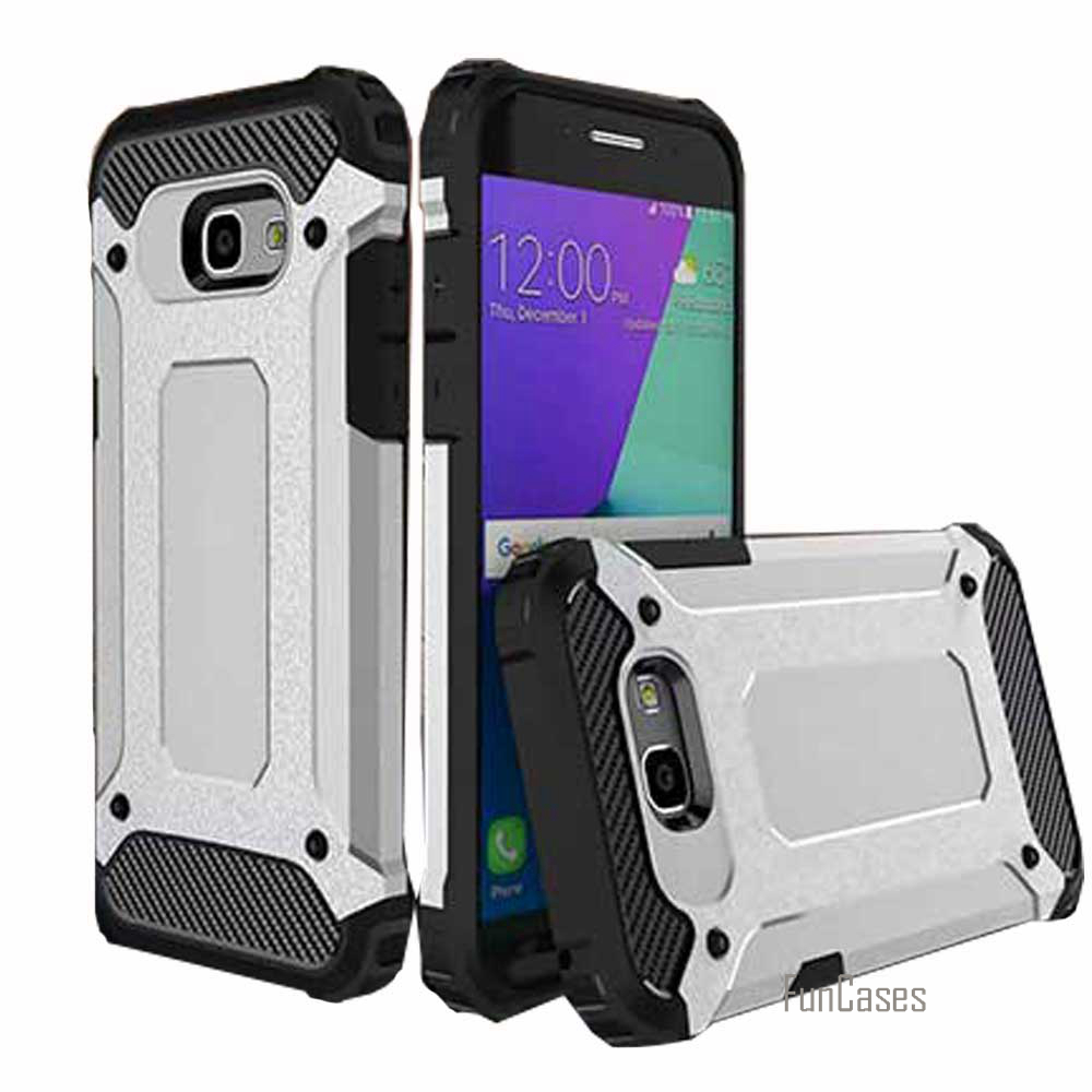 New For Samsung Galaxy A3 A5 A7 2017 Case Hybrid Dirtresistant Back Cover Cases For Samsung Galaxy A520 A320 A720f A520f A320f