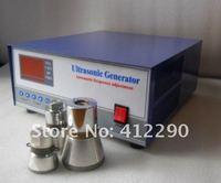 UCE new ultrasonic generator 900W/33khz CE and FCC certification,frequency and power Adjustable ,Double show