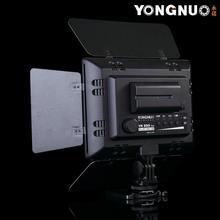 Yongnuo YN300 YN-300 300ชิ้นLEDไฟวิดีโอสตูดิโอแสงสำหรับCanonสำหรับกล้องNikonกล้องDv 18วัตต์2280lm 5500พัน300-LED