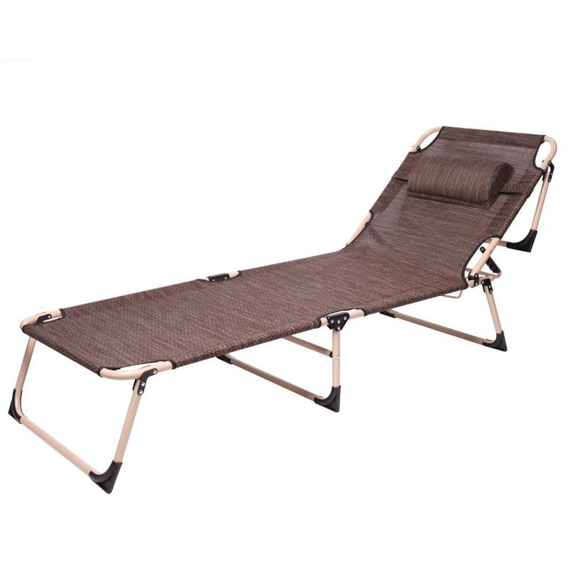 Chaise Lounge Mobili Da Giardino Sedia a Sdraio Pieghevole Tre Posizioni di Reclinazione Sdraio da spiaggia o Distesi Abbronzatura Massaggio