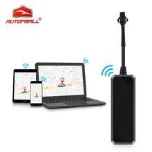 מיני GPS Tracker רכב GPS Tracker עמיד למים IP65 גוגל מפות בזמן אמת מסלול הלם לחתוך קו מעורר GPS Locator geo גדר משלוח APP