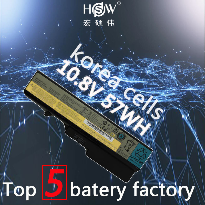 HSW new batteries for Lonovo G475E G475G G475L G560 G560A G560E G560G G560L G565 G565A G565G G565L G570 Z560A Z560G in Laptop Batteries from Computer Office