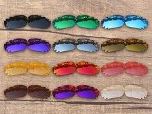 2023e334ee PapaViva polarizado lentes de reemplazo para Jawbone auténtico ventilación  Racing protección 100% UVA y UVB-opciones múltiples
