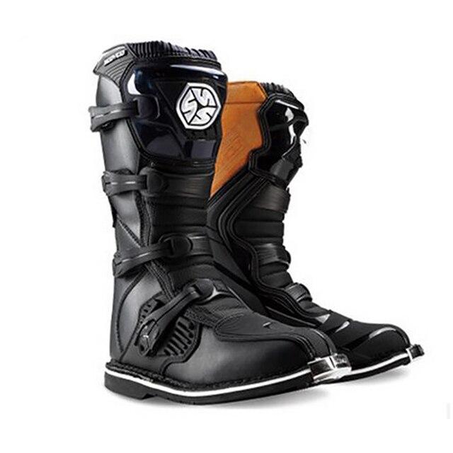 SCOYCO Moto rcycle buty wodoodporne moto buty bota moto krzyż antypoślizgowa odporność na upadek wyścigi boot profesjonalne moto rboats