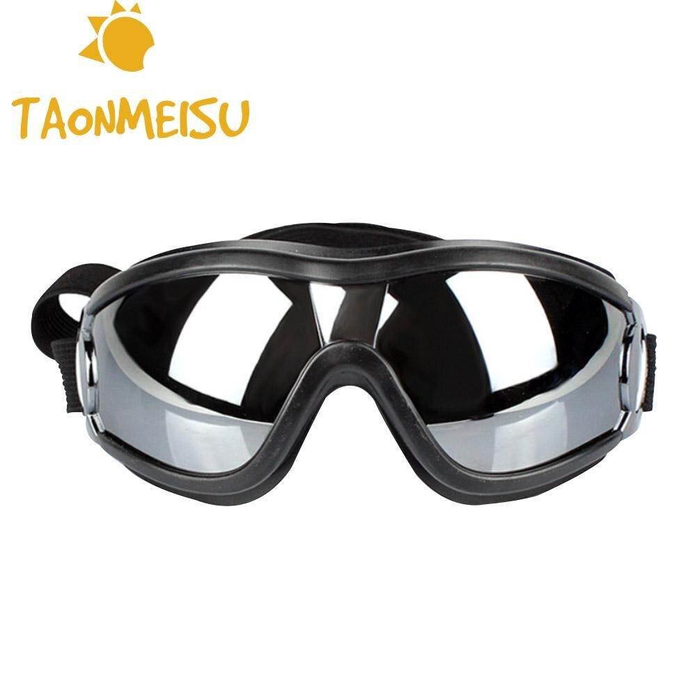 Nouvelle arrivée Par Lunettes De Soleil Chien Lunettes Coupe-Vent Sun-proof résistant aux UV Lunettes moyen Grand Chien animal de compagnie Chiot lunettes pet lunettes