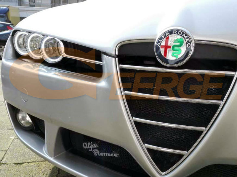 Alfa Romeo üçün 159 2005 2006 2007 2008 2009 2010 2011 Əla 6 - Avtomobil işıqları - Fotoqrafiya 4