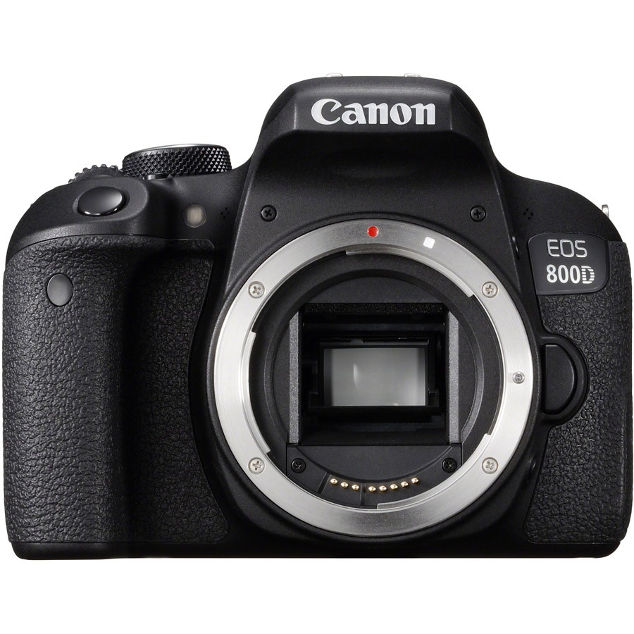 Canon EOS 800D T7i 24.2MP DSLR cuerpo de la Cámara solamente