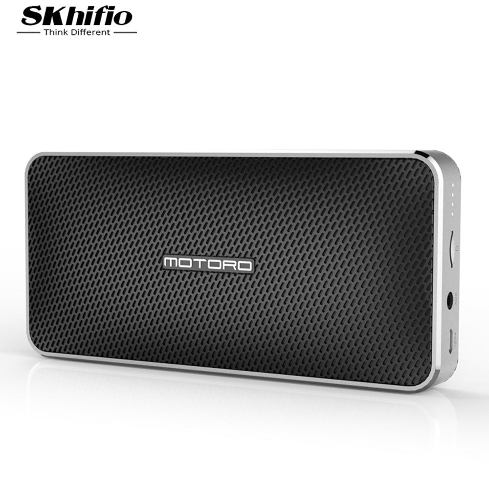 SKhifio fi Bluetooth Wireless Speaker Portable Mini Speakers Bass Music Subwoofer Sound Box USB for NoteBook