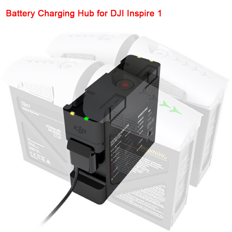 Free shipping DJI Battery Charging Hub for DJI Inspire 1 TB47/TB48 Smart Battery Newly Coming Original spare Parts