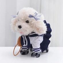 New Doll Walking Singing Musical Robot Dog Electronic pet To