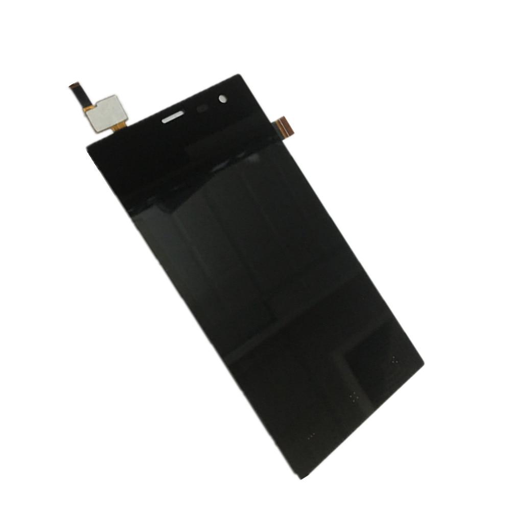 Hot sale 4 5 inch Highscreen Zera S Rev S LCD Display font b Screen b