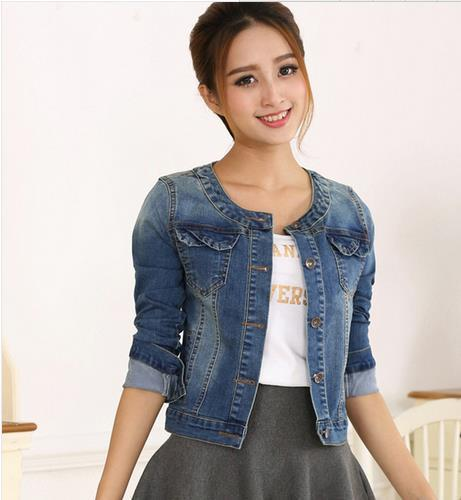 Compare Prices on Short Sleeve Jean Jacket Plus Size- Online
