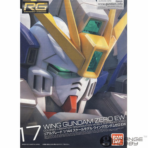 Image 5 - OHS Bandai RG 17 1/144 XXXG 00W0 Wing Gundam Zero EW Mobile Suit Assembly Model Kits  oh