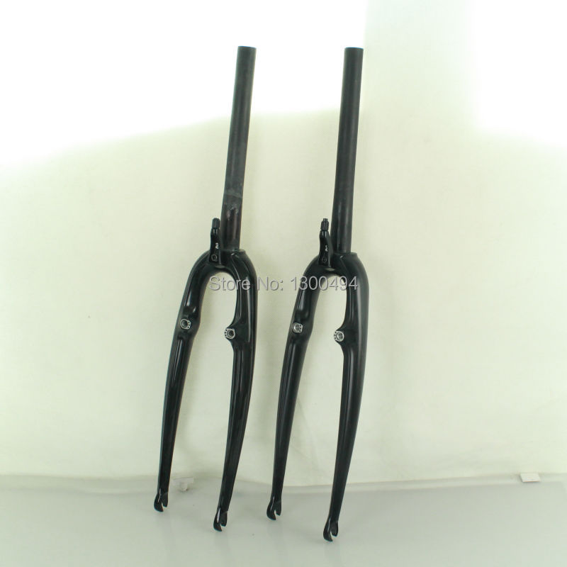 <font><b>700</b></font> c all carbon fiber bicycle front <font><b>fork</b></font> Highway cross-country front <font><b>fork</b></font> Crane brake <font><b>fork</b></font>/cantilever front <font><b>fork</b></font> image